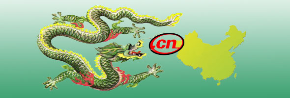 Dot CN domain registration