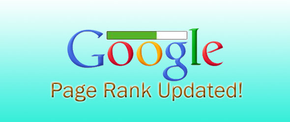 google pr updated today