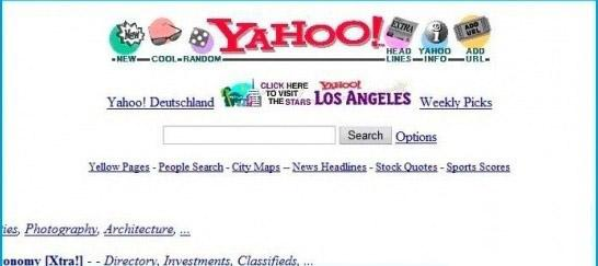 early time's yahoo