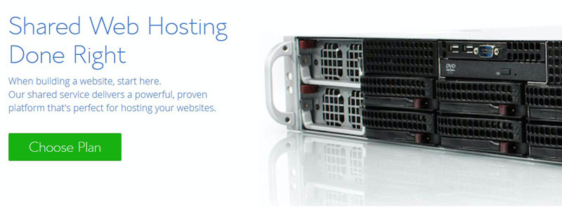 bluehost business hosting plan