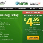 Greengeeks Review, best green hosting provider!