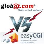 Globat vs Easycgi