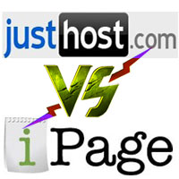 justhost vs ipage