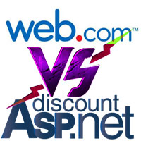 web.com vs discountasp