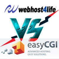 webhost4life vs easycgi