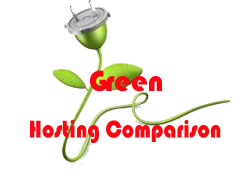 green web hosting comparison