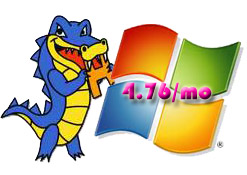 hostgator windows hosting review
