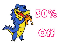 hostgator 30% off coupon