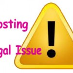 Web Hosting Legal Issue