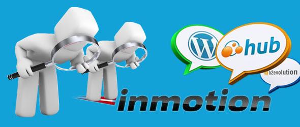Inmotionhosting vs Webhostinghub