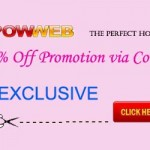PowWeb 60% Off Coupon