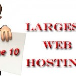 Top 10 Largest Web Hosting