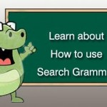 Google Search Grammar Guidance