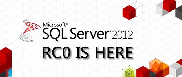 sql server 2012 hosting