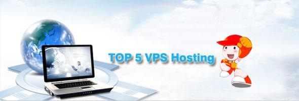 top 5 vps hosting