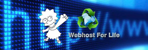 web host for life