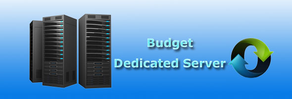 Budget Dedicated Server Hosting