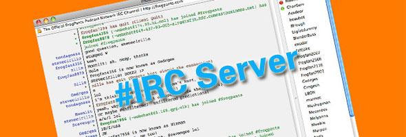 IRC hosting