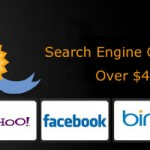 Search Engine Credits For Google, Yahoo & Bing
