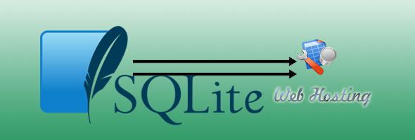 sqlite hosting