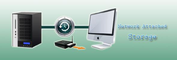 NAS web server