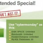 Ixwebhosting Cyber Monday Promo