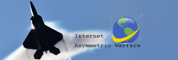 internet asymmetric warfare