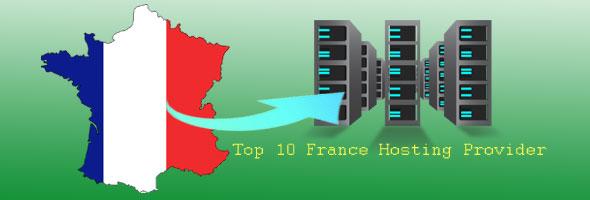 top 10 france hosting