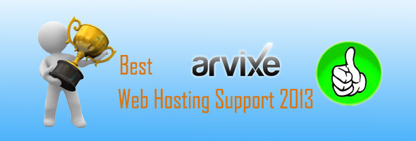 Best web hosting support 2013