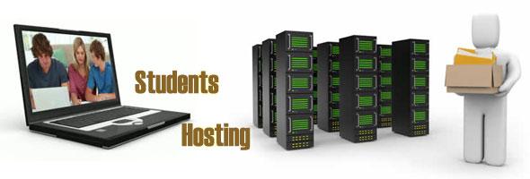 Student web hosting