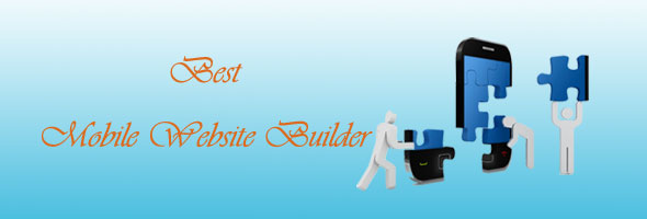 Best mobile website builder