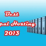 Best Drupal Hosting 2013