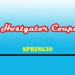 Hostgator Coupon 2013