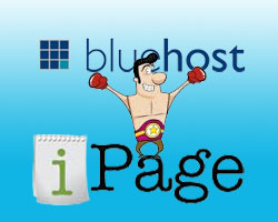 iPage vs Bluehost