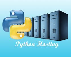 Python hosting