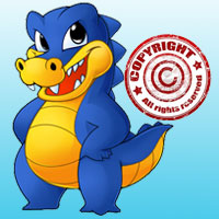 Hostgator Copryright protection