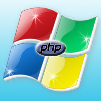 is windows iis good for php?
