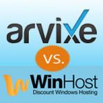 Arvixe vs Winhost