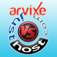 justhost vs arvixe