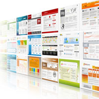 multiple websites hosting choice