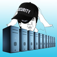 web hosting security of human factors