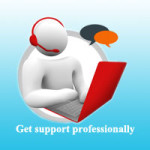 How to Get support Efficiently & Professionally