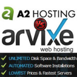 Arvixe vs A2Hosting