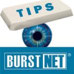 Tips in Using BurstNET Server Service