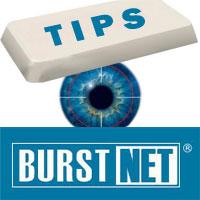 tips in using burst.net server