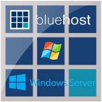 bluehost windows hosting