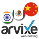 arvixe international