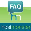 hostmonster faq