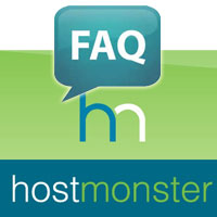 hostmonster faq
