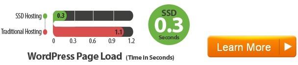 a2hosting ssd server
